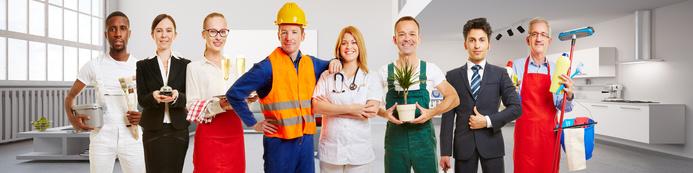Behörden Arbeitskleidung und Berufsbekleidung
