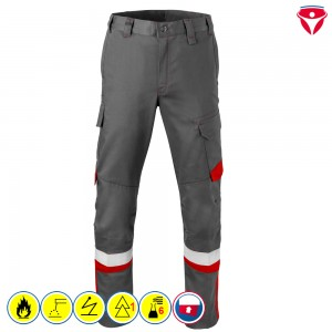 HaVeP 80340 MultiNorm Bundhose CK3 | 4 kA
