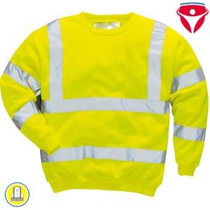 Günstiger Warnschutz Pullover B303