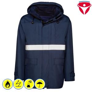 Kind Prävent MultiNorm Wetterschutz Jacke