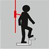 EN 353-2 | auffangen mit laufenden Auffanggerät nach EN 353-2