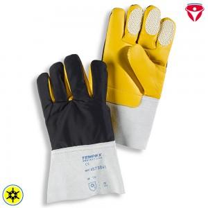 Tempex Kommissionierer Handschuhe mit Noppenbesatz