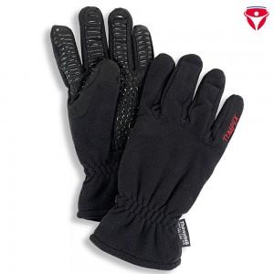 Tempex Fleece Handschuhe mit Gumminoppen