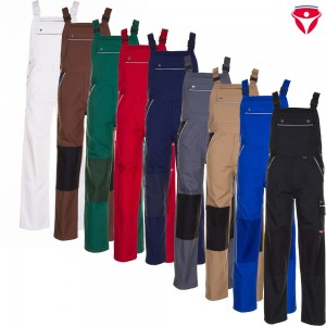 Planam Latzhose Canvas 320