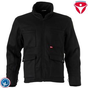 Einzippbare Fleece Jacke 40003