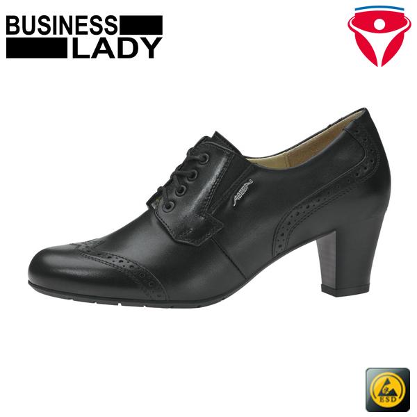 abeba 3980 damen arbeitsschuhe mit absatz business lady. Black Bedroom Furniture Sets. Home Design Ideas