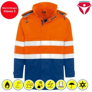 Kind MultiNorm Warnschutz Jacke Supra FA 4000