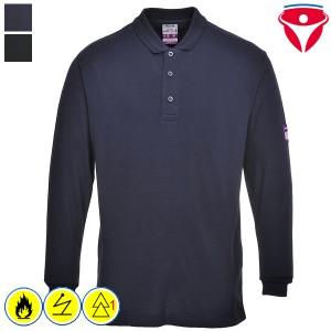 Flammhemmendes, antistatisches Polo-Shirt FR10