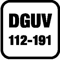 Nach der Fusion von Berufsgenossenschaften und öffentlichen Unfallversicherungsträgern hat die Deutsche Gesetzliche Unfallversicherung eine Vereinheitlichung und Umbenennung der Schriftenwerke vorgenommen. Die Berufsgenossenschaftliche Regel (BGR) 191 heißt seit 2014 DGUV Regel 112-191. Die DGUV Regeln für Sicherheit und Gesundheit bei der Arbeit dienen der Verhütung von Arbeitsunfällen, Berufskrankheiten und arbeitsbedingten Gesundheitsgefahren. Die DGUV Regel 112-191 beschäftigt sich mit der Benutzung von Fuß- und Knieschutz. Im Januar 2007 war eine Änderung der Richtlinie BGR 191 in Kraft getreten. Sie besagt, dass bei jeder orthopädischen Anpassung von Sicherheitsschuhen geprüft werden muss, ob diese weiterhin den Anforderungen der Norm EN ISO 20345 gemäß Zertifikat entsprechen. Diese Prüfung muss durch ein offizielles Prüfinstitut durchgeführt werden, welches anschließend eine EG-Baumusterprüfbescheinigung ausstellt. Die Kosten für eine solche Prüfung sind erheblich, sodass es wirtschaftlich nicht tragbar ist, diese individuell für jede angefragte orthopädische Änderung und jedes einzelne Paar Schuhe durchzuführen.