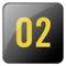 O2 Arbeitsschuhe nach EN ISO 20347/ DIN 347 - Berufsschuhe mit geschlossenem Fersenbereich, antistatischen Eigenschaften und Energieaufnahme im Fersenbereich.  O2 Arbeitsschuhe besitzen wasserabweisende Eigenschaften. Einsatzgebiet: Trockenbereich + Nassbereich