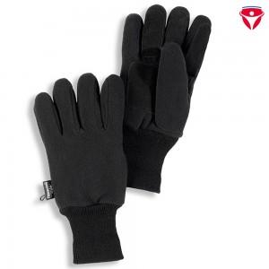 Tempex Fleece Handschuhe mit Strickstulpe