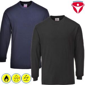 Flammhemmendes antistatisches T-Shirt FR11