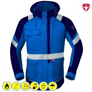 HaVeP 50286 Wetterschutz MultiNorm Parka C67 | 7 kA