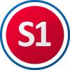 S1 Schutzklasse nach EN ISO 20345 - Sicherheitsschuhe mit Zehenkappe für hohe Belastungen, deren Schutzwirkung gegen Stoßeinwirkung mit einer Prüfenergie von mindestens 200 Joule und gegen Druck bei einer Druckbeanspruchung von mindestens 1500 Newton geprüft wird. Einsatzgebiet: TROCKENBEREICH