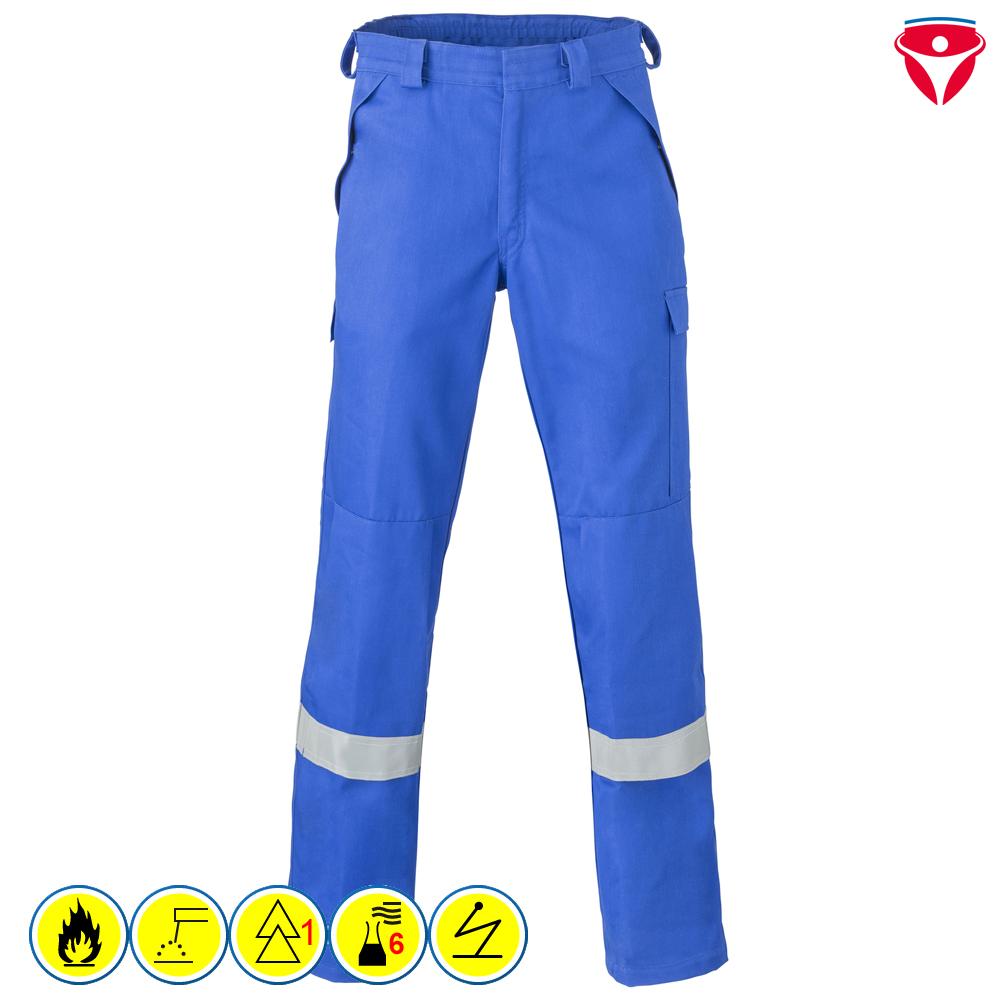 Arbeitshose Bundhose Schutzkleidung Arbeitskleidung Marine Blau Größe 38-68