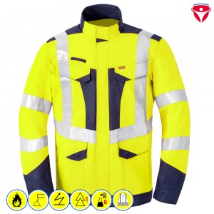 HaVeP Multi Shield Langjacke 50247