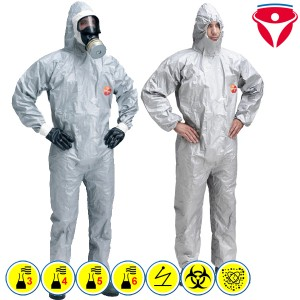 DuPont TyChem F Chemie Schutzanzug | Overall