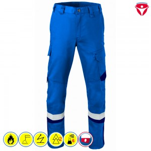 HaVeP 80345 MultiNorm Bundhose C67 | 7 kA