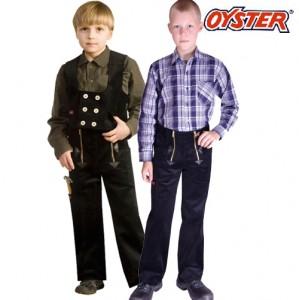 Kinder Zunfthose Zunftkleidung für Kinder aus Trenkerkord