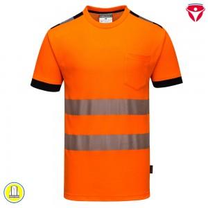 Vision Warnschutz T-Shirt T181