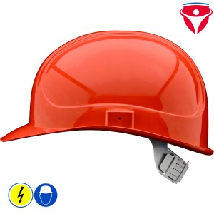Voss Elektriker Helm nach EN 50365