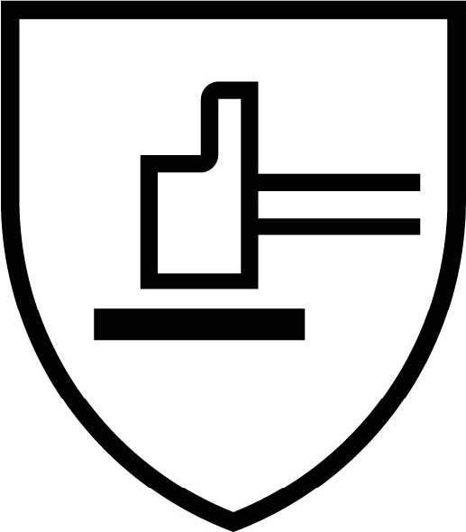 EN 388 - Schutzhandschuhe gegen mechanische Risiken -  Abriebfestigkeit (1-4) - Schnittfestigkeit (1-5) - Reißfestigkeit (1-4) - Stichfestigkeit (1-4), die Angaben der erreichten Werte in den festgelegten EN Tests werden durch Faktoren von 1 bis maximal 5 beim Schnittschutz angegeben. Je höher der Wert, desto besser der Schutz vor dieser mechanischen Gefahr. Ist ein Test nicht relevant, z.B. Stichschutz bei nicht beschichteten Strickhandschuhen, wird ein X angegeben.