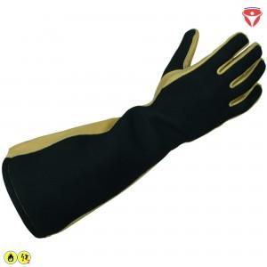 Störlichtbogen Klasse 2 Schutz Handschuhe 7 kA - lang