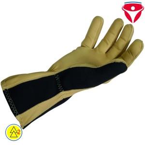 Schutz Handschuhe mit Störlichtbogenschutz Klasse 2 | 7 kA