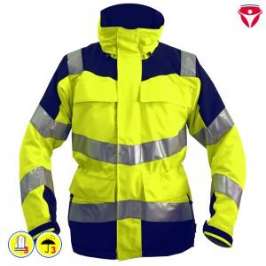 HB Hi-Vision Basic Warnschutz Jacke Klasse 3