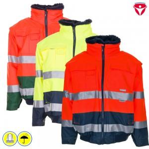 Planam Warnschutz Comfort-Jacke