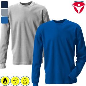 Rofa 133 T-Shirt flammhemmendes, antistatisches Shirt nach EN 11612 und EN 1149-3-5