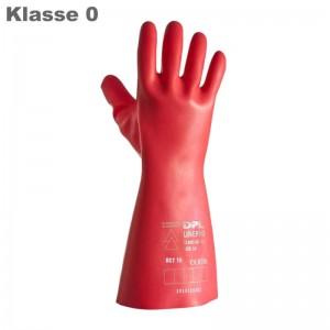 BSD Elektriker Schutzhandschuhe EN 60903 Klasse 0 | 1000 Volt AC 8 (M)