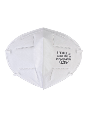 FFP2 Filter Maske zertifiziert | 5er Pack: nach EN 149:2001 und CE