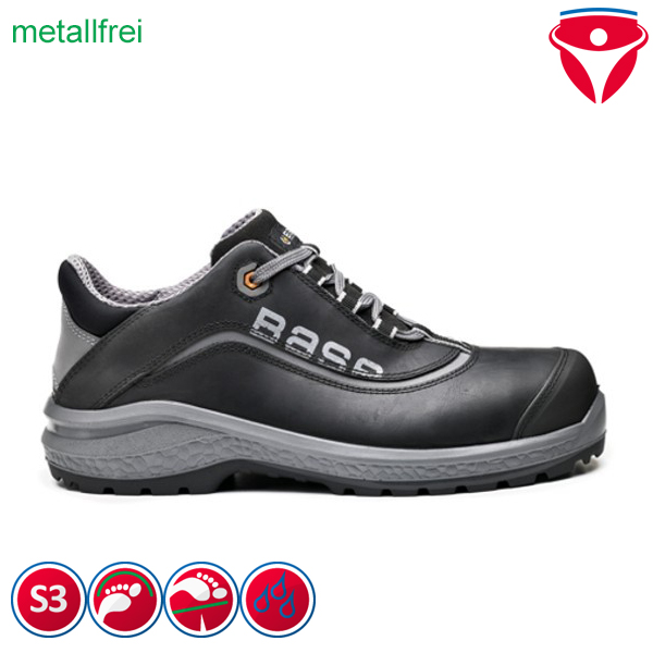 free shipping af412 42939 Base Be-Free B0872 Sicherheitsschuhe S3 metallfrei