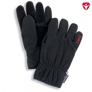 Tempex Fleece Handschuhe mit Gummizug