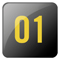 O1 Arbeitsschuhe nach EN ISO 20347 - Berufsschuhe mit geschlossenem Fersenbereich, antistatischen Eigenschaften und Energieaufnahme im Fersenbereich. Einsatzgebiet: TROCKENBEREICH