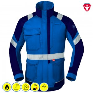HaVeP 5Safety Image+ MultiNorm Langjacke 50285 C67 | 4 kA