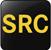 SRC Zusatzkennzeichnung - Schuhe bieten Rutschhemmung und Gleitsicherheit auf Böden aus Keramikfliesen mit SLS (Natriumlaurylsulfatlösung) und auf Stahlböden mit Glycerol gemäß EN ISO 20344 - 20347:2007 und AC:2007 und A1:2007 - (SRC = SRA + SRB)