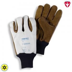 Tempex Kommissionierer Handschuhe mit Strickstulpe